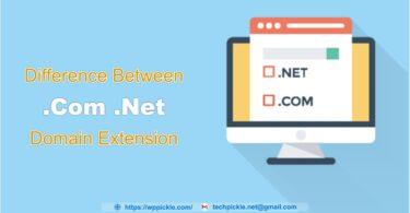 What is the Difference between Domain Name Extensions –.Com vs .Net?