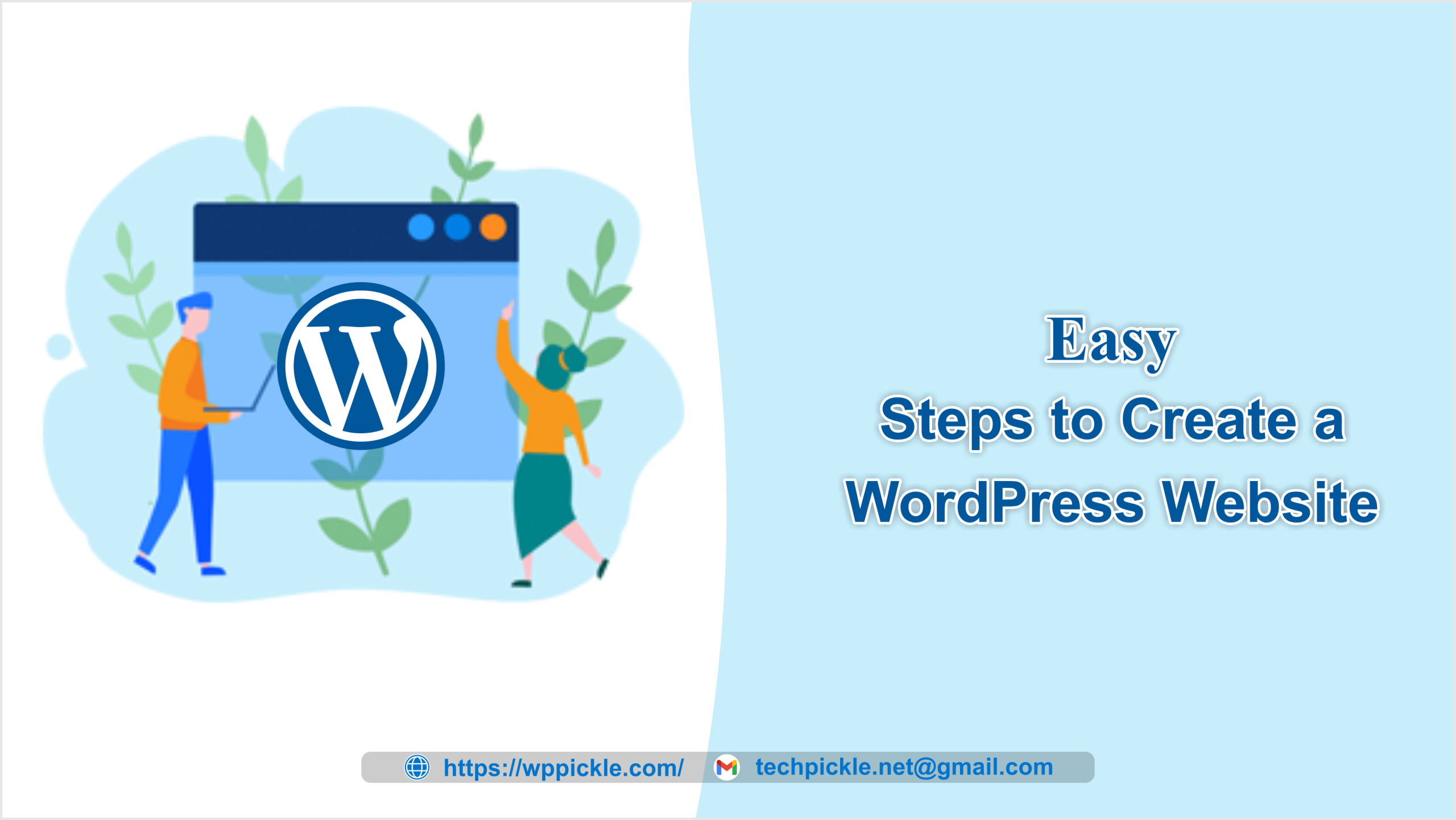 Ultimate Guide: How to Create a WordPress Website – Step-by-Step Guide for Beginners (Free)
